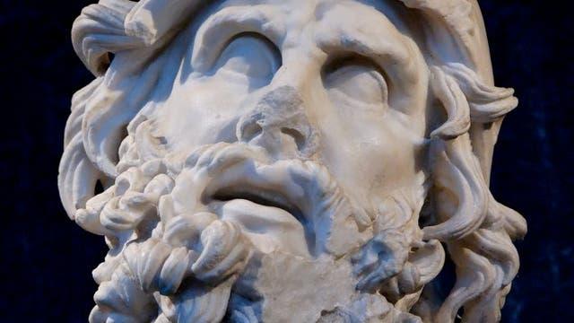 Odysseus in Marmor