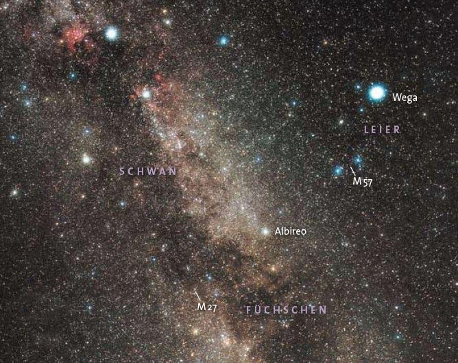 Zwei Planetarische Nebel-Highlights