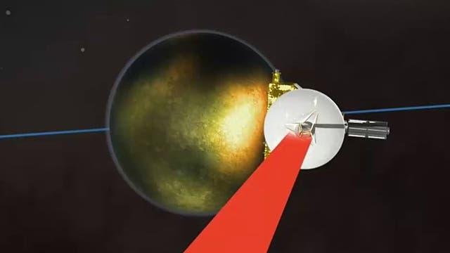 Neues von Pluto