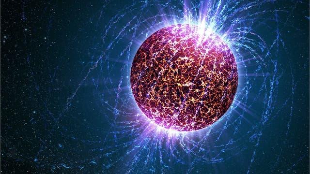 Neutronenstern-Fantasie