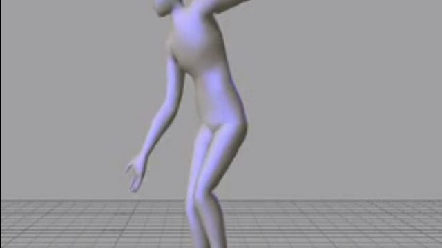 Tanzender Avatar