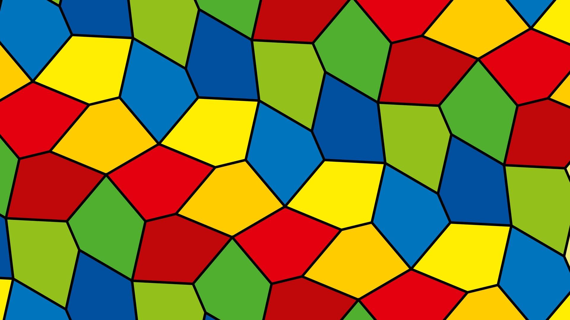 Fünfeck 9
