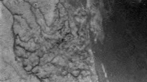 Flüsse auf Titan?