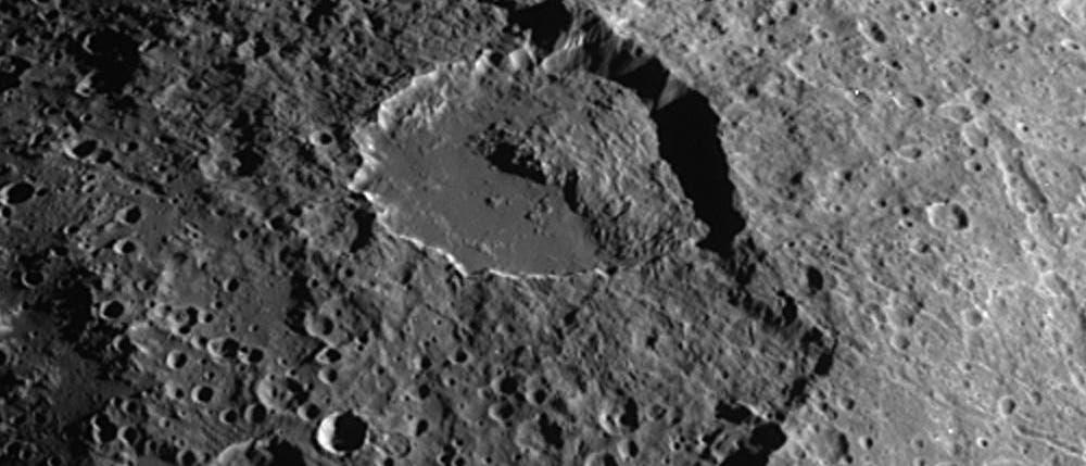 Eislawine auf Iapetus