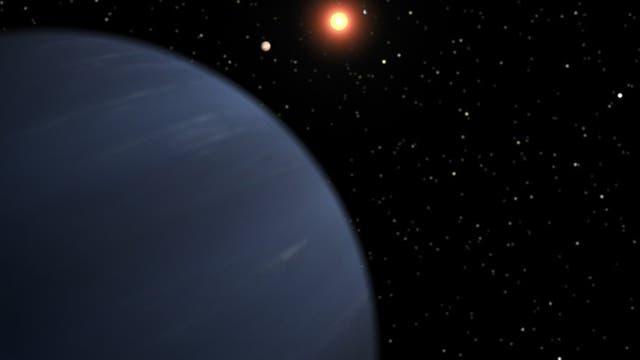 Das System 55 Cancri: 5 Planeten um eine Sonne