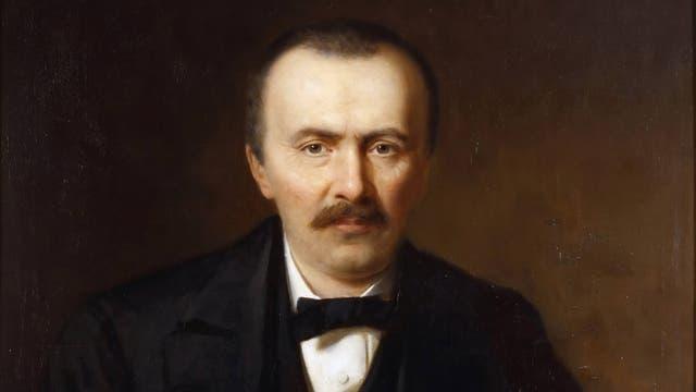 Heinrich Schliemann wurde 1822 in Neubukow geborten, er verstarb 1890 in Neapel.