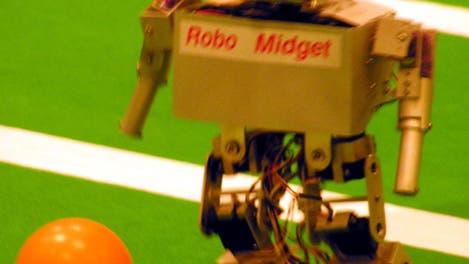 Roboter der Humanoid League