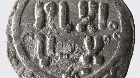 Mongolische Münze