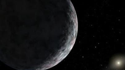 Visuelle Fantasie ist alles, bei Entfernungen von 97 Astronomischen Einheiten