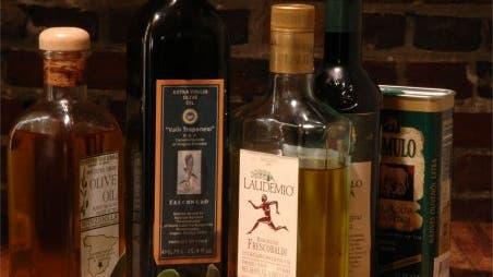 Olivenöl und Ibuprofen