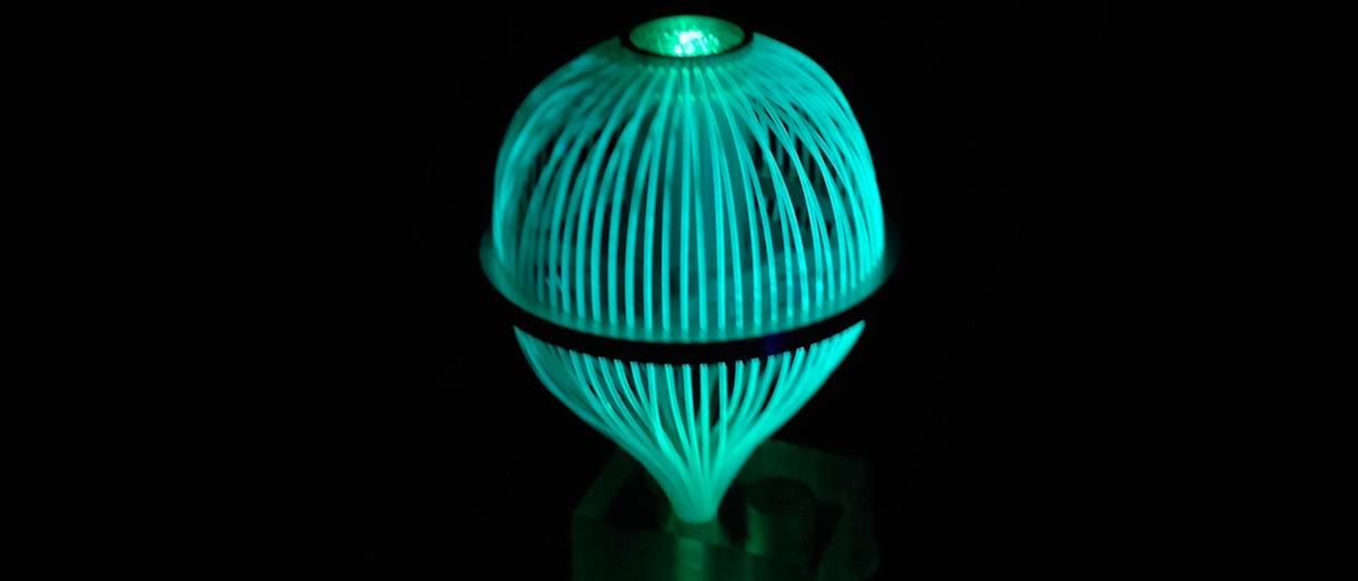Lichtdetektor für Datenübertragung