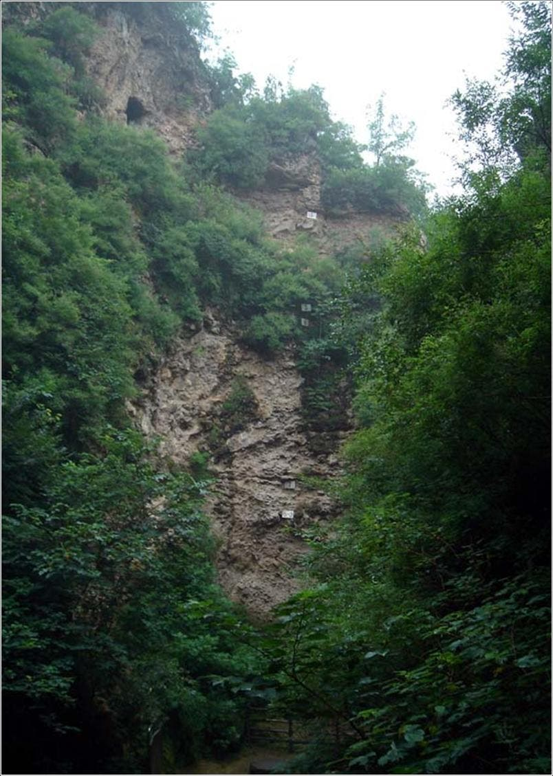Höhle von Zhoukoudian