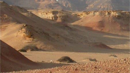Fayum-Wüste