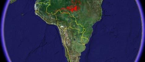 Brasilien - Rodungsgebiete