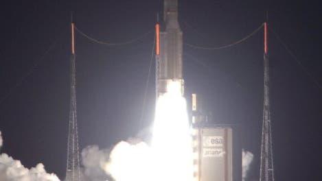 Start Nummer 24 einer Ariane 5 ist geglückt