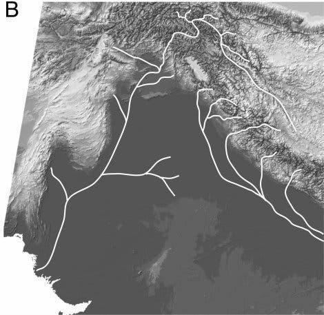 Indussystem früher