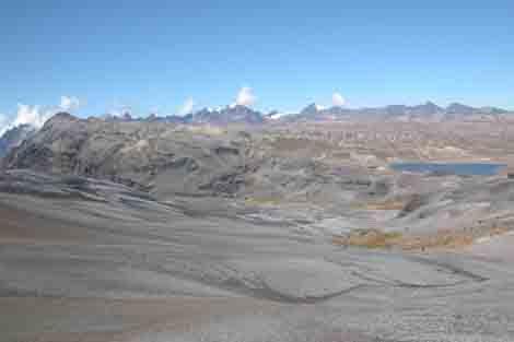 Östliche Kordillere der Anden