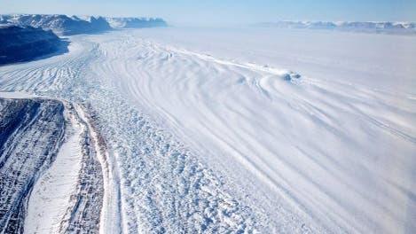 Petermannsgletscher, Nord-Grönland