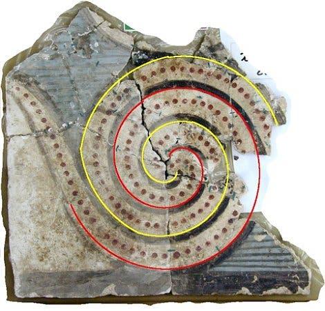 Minoische Spirale