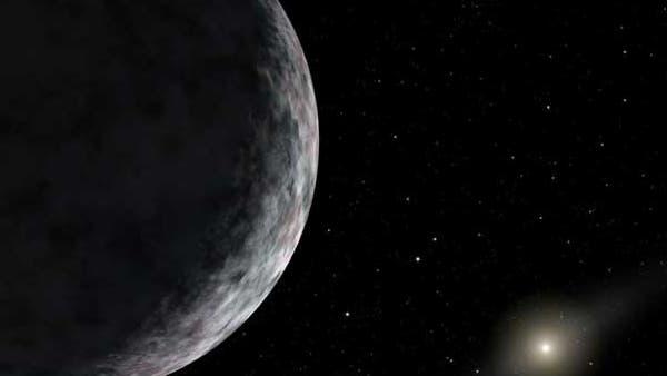 Zwerplanet Eris