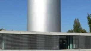 Wolkensimulator in Leipzig