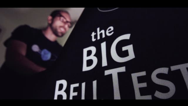 Die BIG-Bell-Test-Initiative vom 30. November 2016