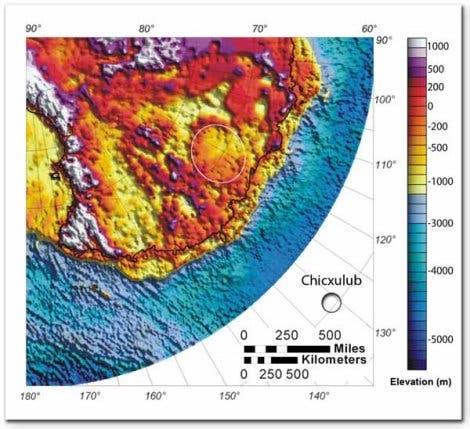 Radarbild der Erdoberfläche in der Ostantarktis
