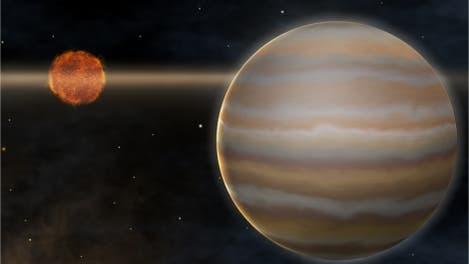System 2M1207: Brauner Zwerg, Planet ... und mehr