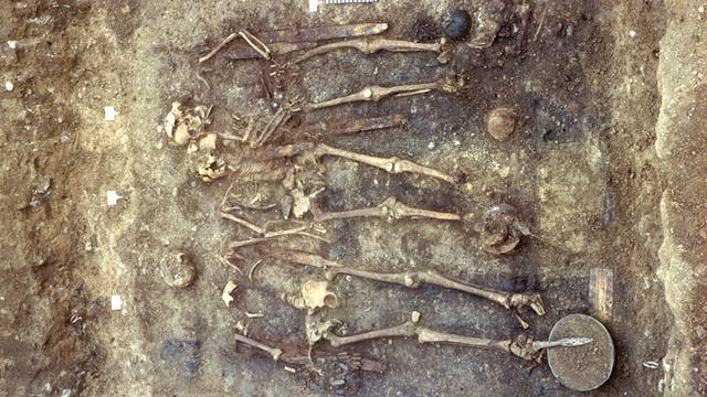 Tote Alemannen