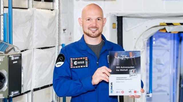 Mit Astronauten ins Weltall