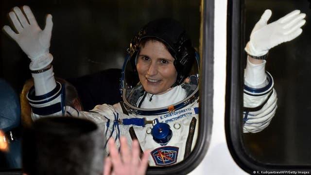 Traumjob Astronautin