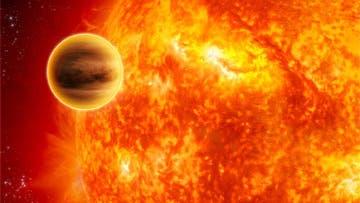 Exoplanet im Perseus