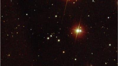 Umgebung von GRB 060218