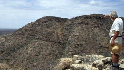 Blick eines Homo sapiens ins Rift Valley