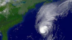 """Hurrikan """"Florence"""" östlich der USA"""