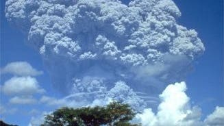 Ausbruch des Pinatubo