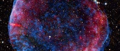 Das Universum startet durch