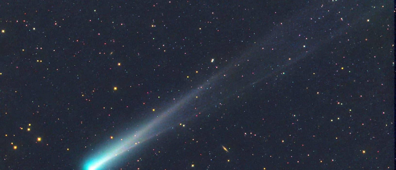 Komet ISON am 12. November 2013