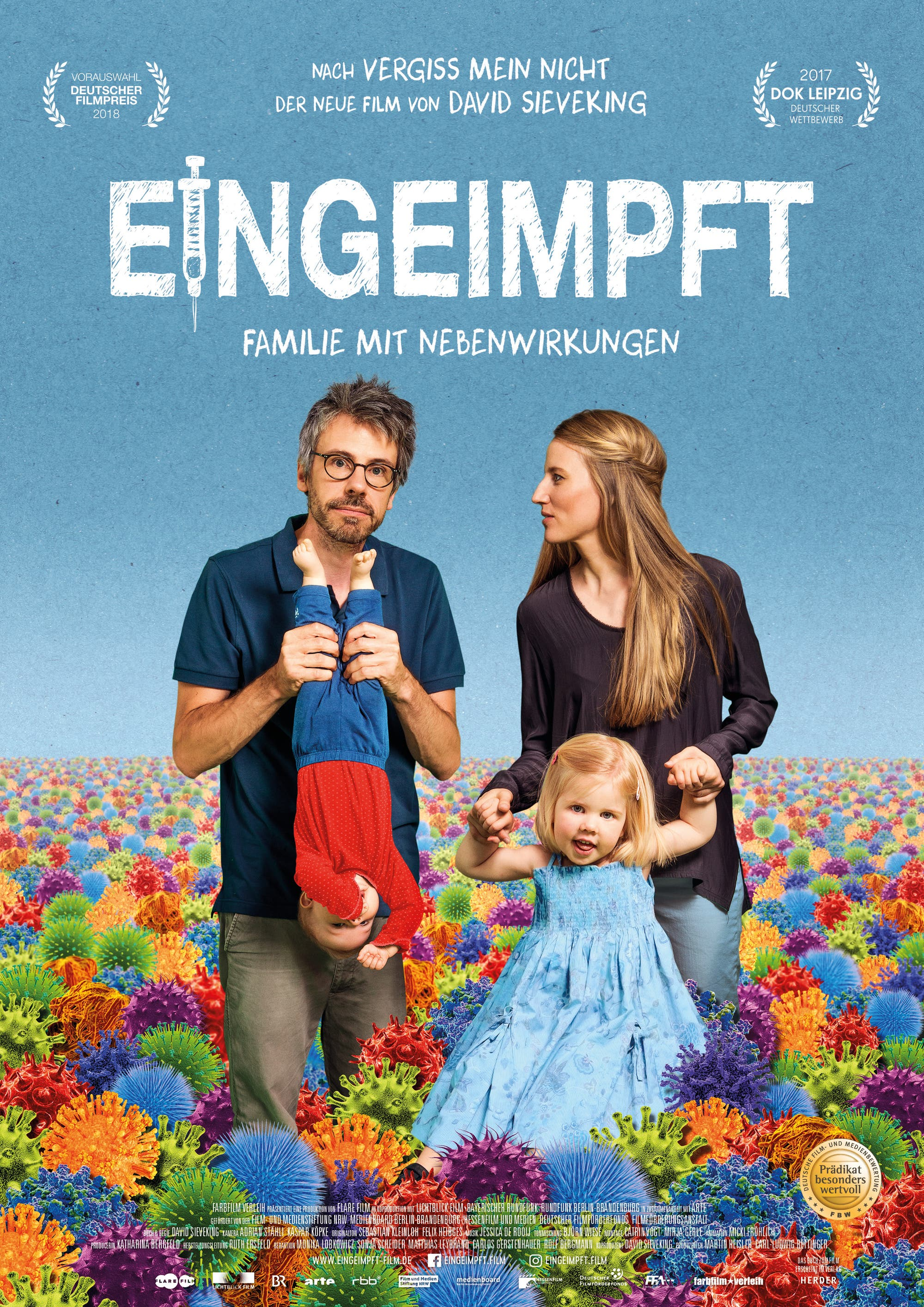 Filmplakat »Eingeimpft«