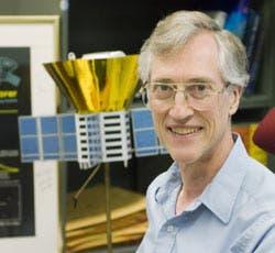 John C. Mather vom Nasa Goddard Space Flight Center