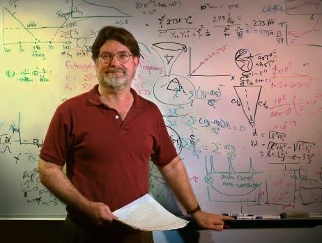 George F. Smoot von der Kalifornischen Universität in Berkeley
