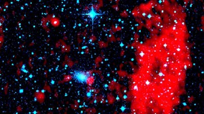 Galaxienhaufen Abell 3376