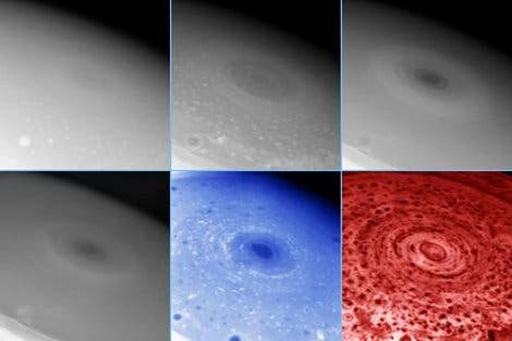 Sturm auf Saturn