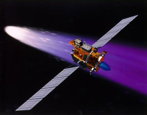 Die Raumsonde Deep Space 1