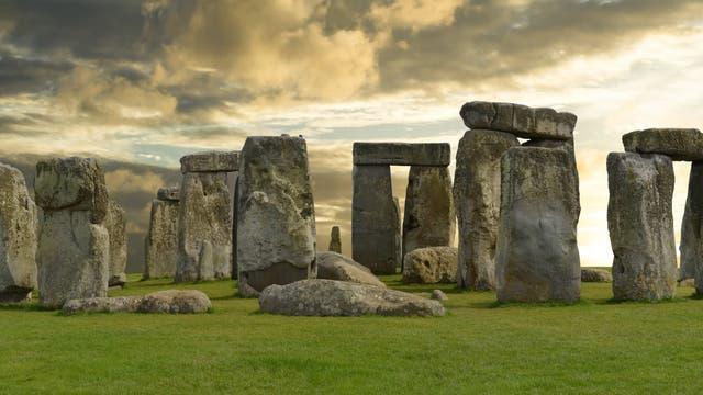 Der Steinkreis von Stonehenge