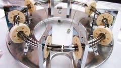 Molekül-Synchrotron