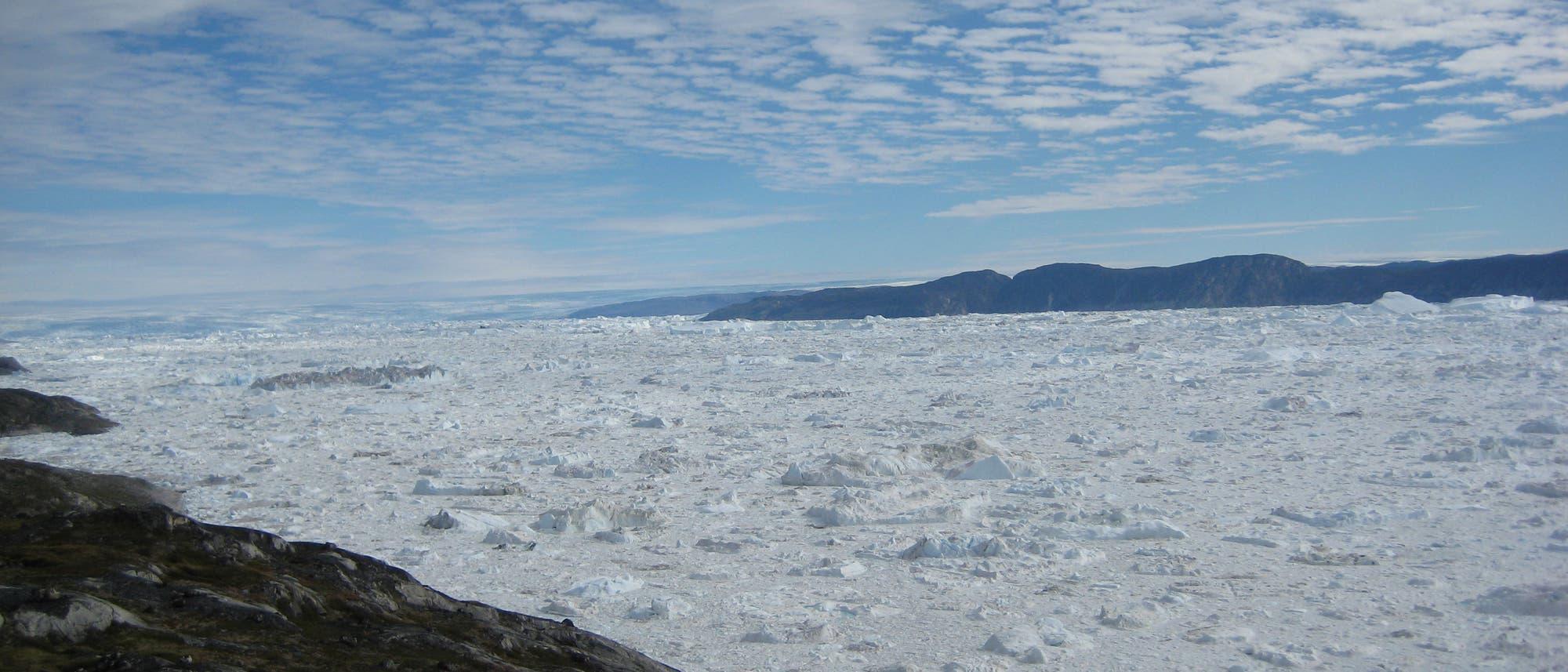 Ilulisaat-Gletscher