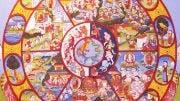 Zeichnung des Samsara