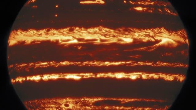 Jupiterscheibe