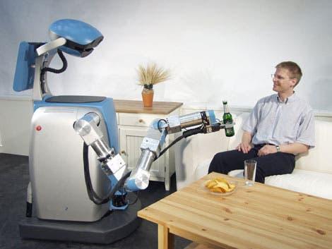 Roboter als Haushaltshilfe